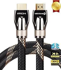 4K HDMI Cable/HDMI Cord 15ft - Ultra HD 4K Ready HDMI 2.0  -