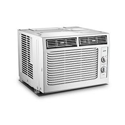 TCL Home Appliances 5,000 BTU 2 Speed Mechanical Window Air