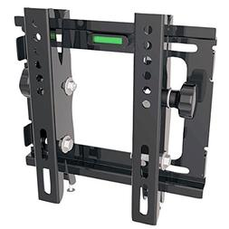 Universal Tilting TV Wall Mount - Slim Quick Install VESA Mo