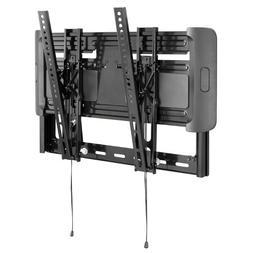 Universal Adjustable TV Wall Mount - Slim Quick Install VESA