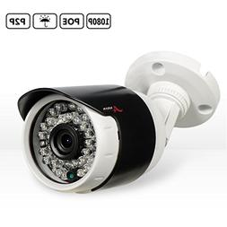 ANRAN IP POE Security Camera Full HD 1080P Home Bullet Indoo