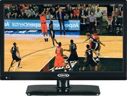 """JENSEN JTV1917DVDC 19"""" LCD LED RV TV with Build-In DVD Playe"""