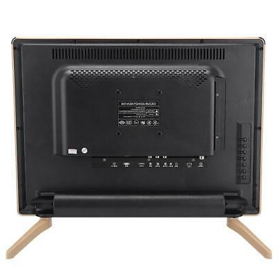 "24"" Smart LCD TV Mini LED Music Television HDMI USB US"