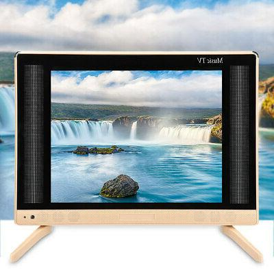 "24"" HD TV Mini LED Television Audio Subwoofer HDMI"