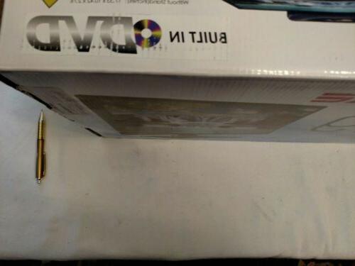 Sceptre LED TV Built-in DVD