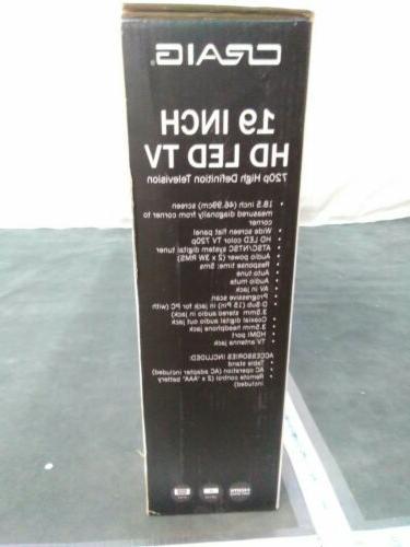 Craig LED HDMI HD HDTV PC