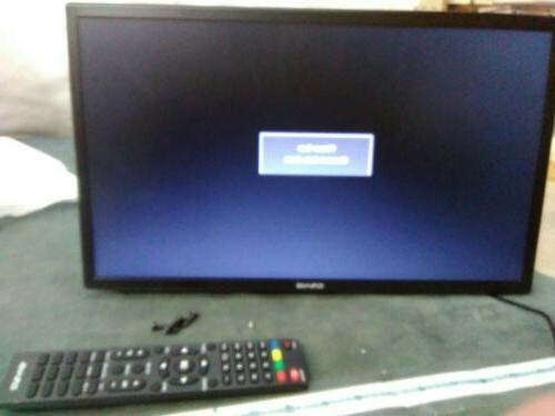 "Craig 19"" HDMI HD Color, Black HDTV PC"