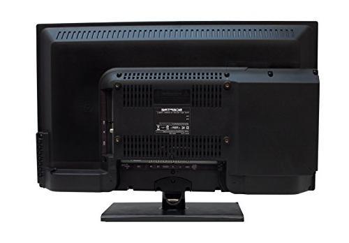 Sceptre 1080P HDTV DVD Combo MHL Ready, Metal