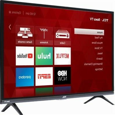TCL Full HD Smart w/ Dual-band 802.11n & x inputs