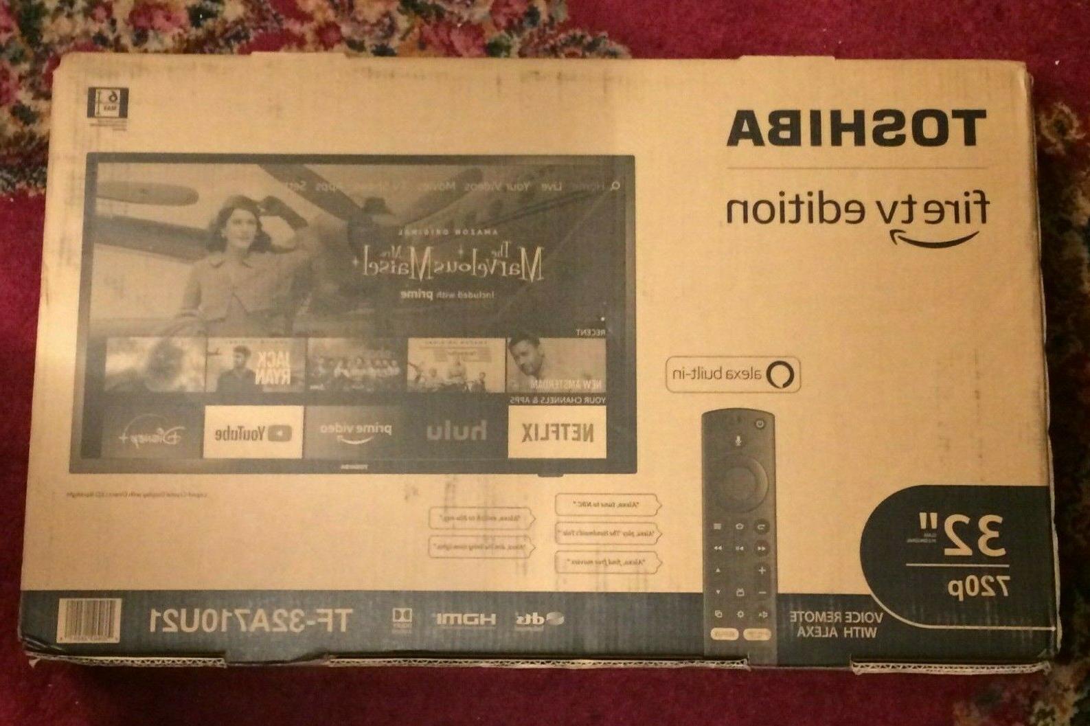 32 720p hdtv smart led fire tv