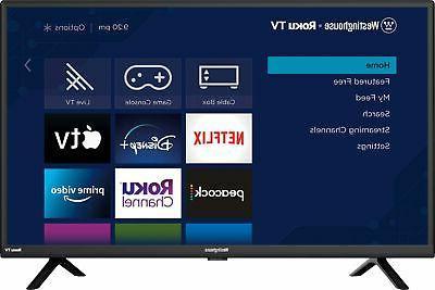 32 720p hdtv smart led roku tv