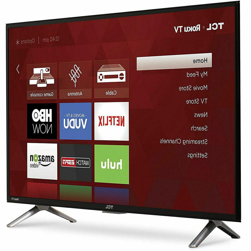 TCL 720p Roku with x | 32S305