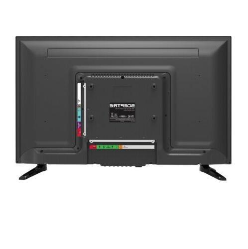 Sceptre Class HD Flat Wall Mountable USB