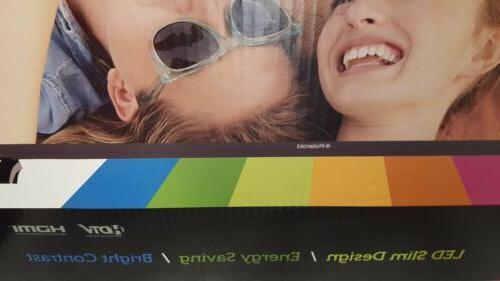 Polaroid 720p HDMI Television