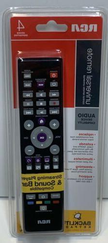 RCA 4 Device Universal Remote
