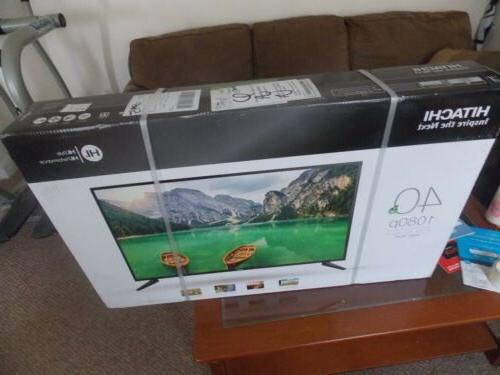 40 class fhd 1080p led tv 40c301