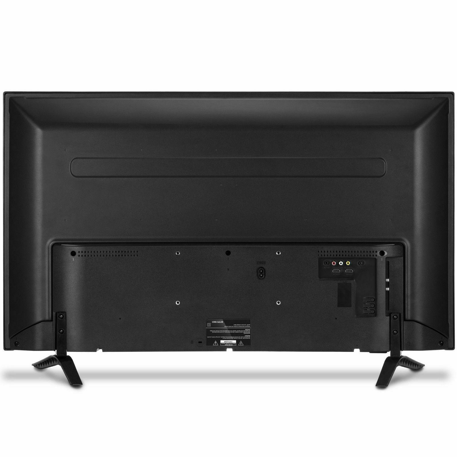 "Skyworth 40"" FHD LED TV freestanding"