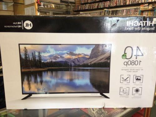 Hitachi 40' Class Full HD 1080p -