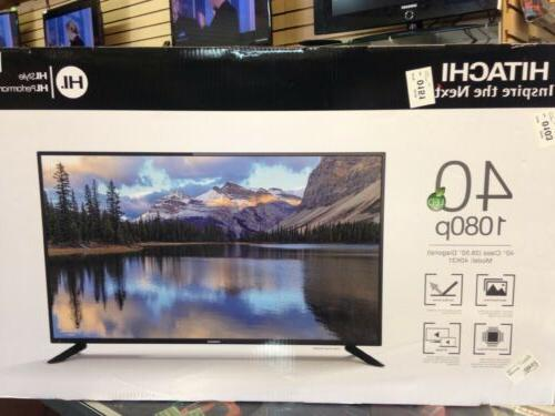 40 class full hd 1080p led tv