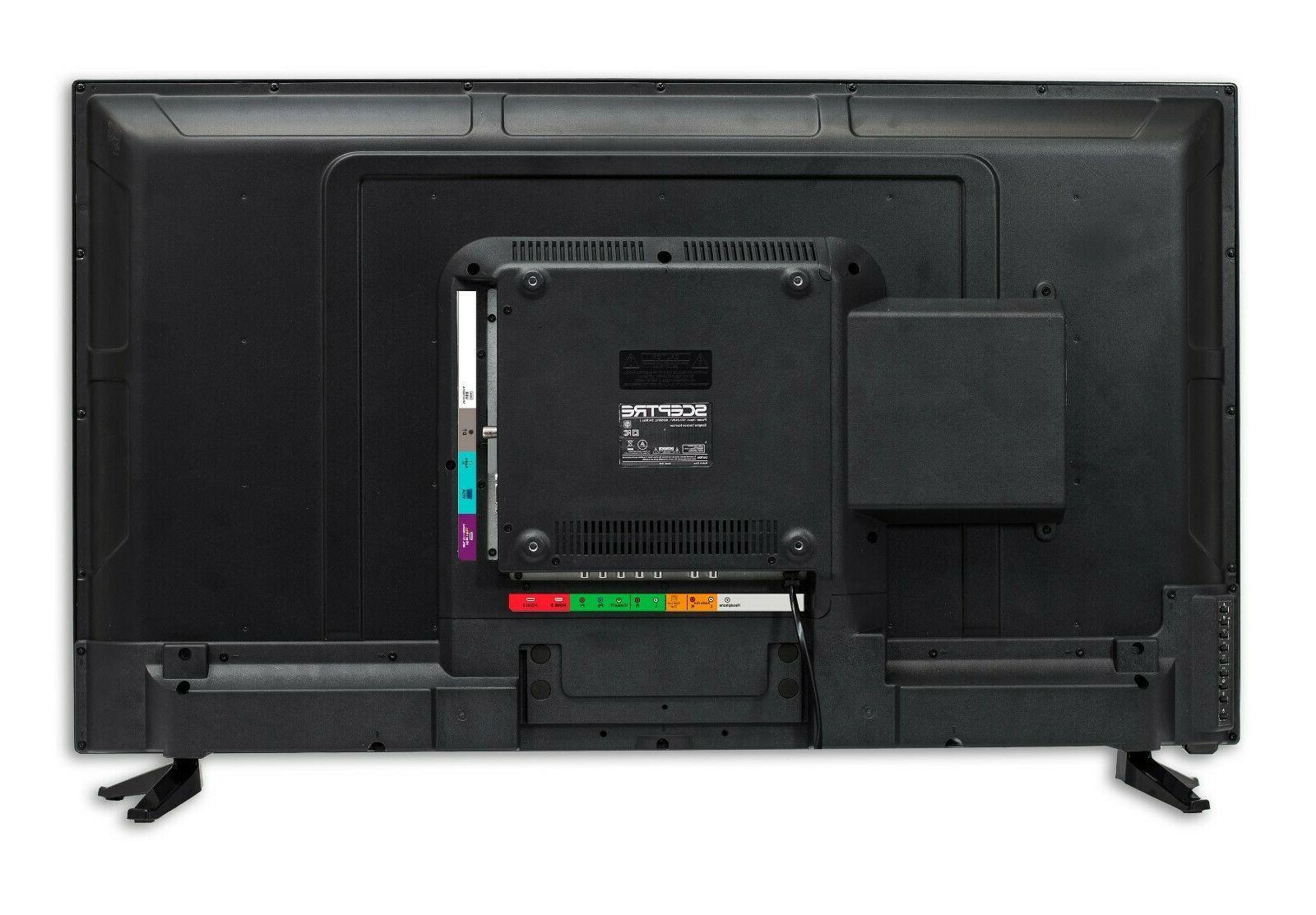 Sceptre 40 Inches TV HDMI USB VGA NEW