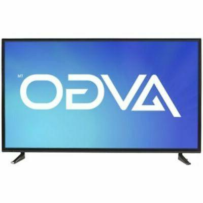 40 led tv 1080p black
