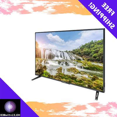 """43"""" Inch Flat Screen TV Class FHD  LED TV HDMI w/ Remote By"""