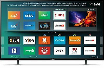 Philips Class UHD LED HDR 10 and TV