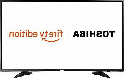 "Toshiba - 43"" - TV - - with HDR - Fire"