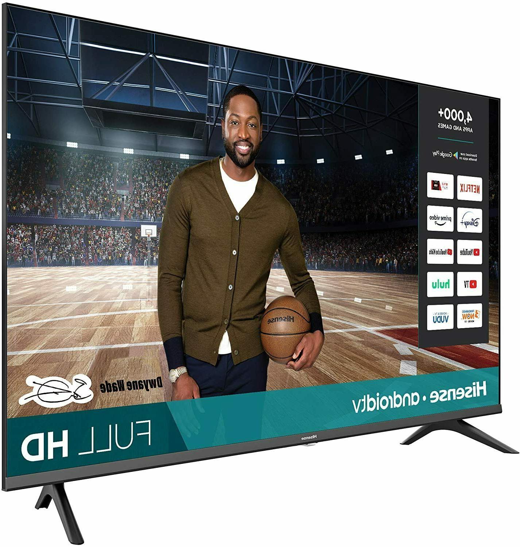 "Hisense 43"" Full HD Smart TV"