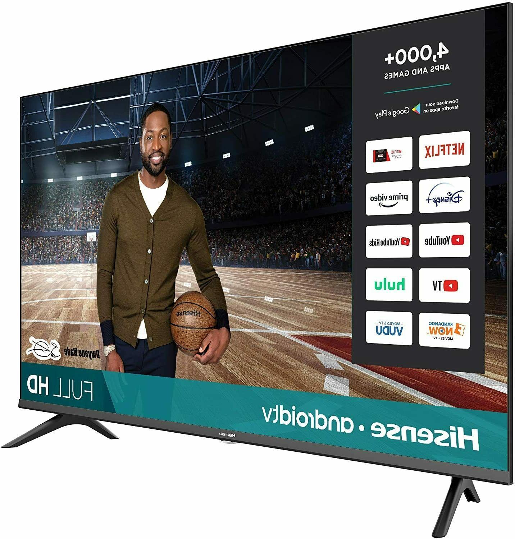 "Hisense 43"" H55 Full HD Android TV -"
