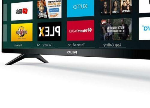 Philips 43-Inch 4K TV