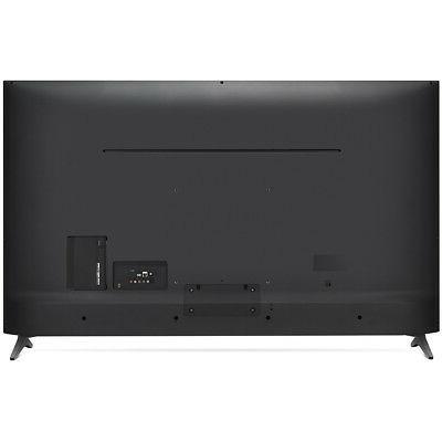 LG Ultra HD LED TV w/ & Alexa