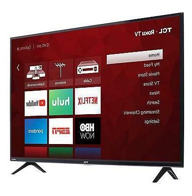 TCL 43S425 4K Ultra Smart Roku