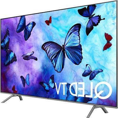 Samsung QLED 4K Smart TV, Wi-Fi Bluetooth,