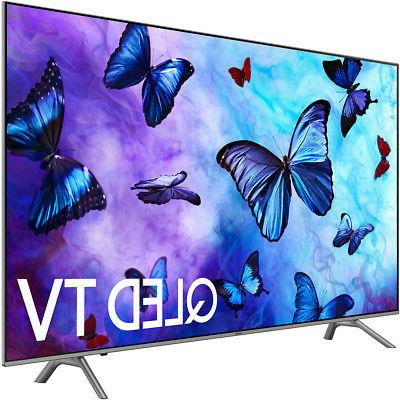 Samsung Q6 QLED TV, w/ Bluetooth,
