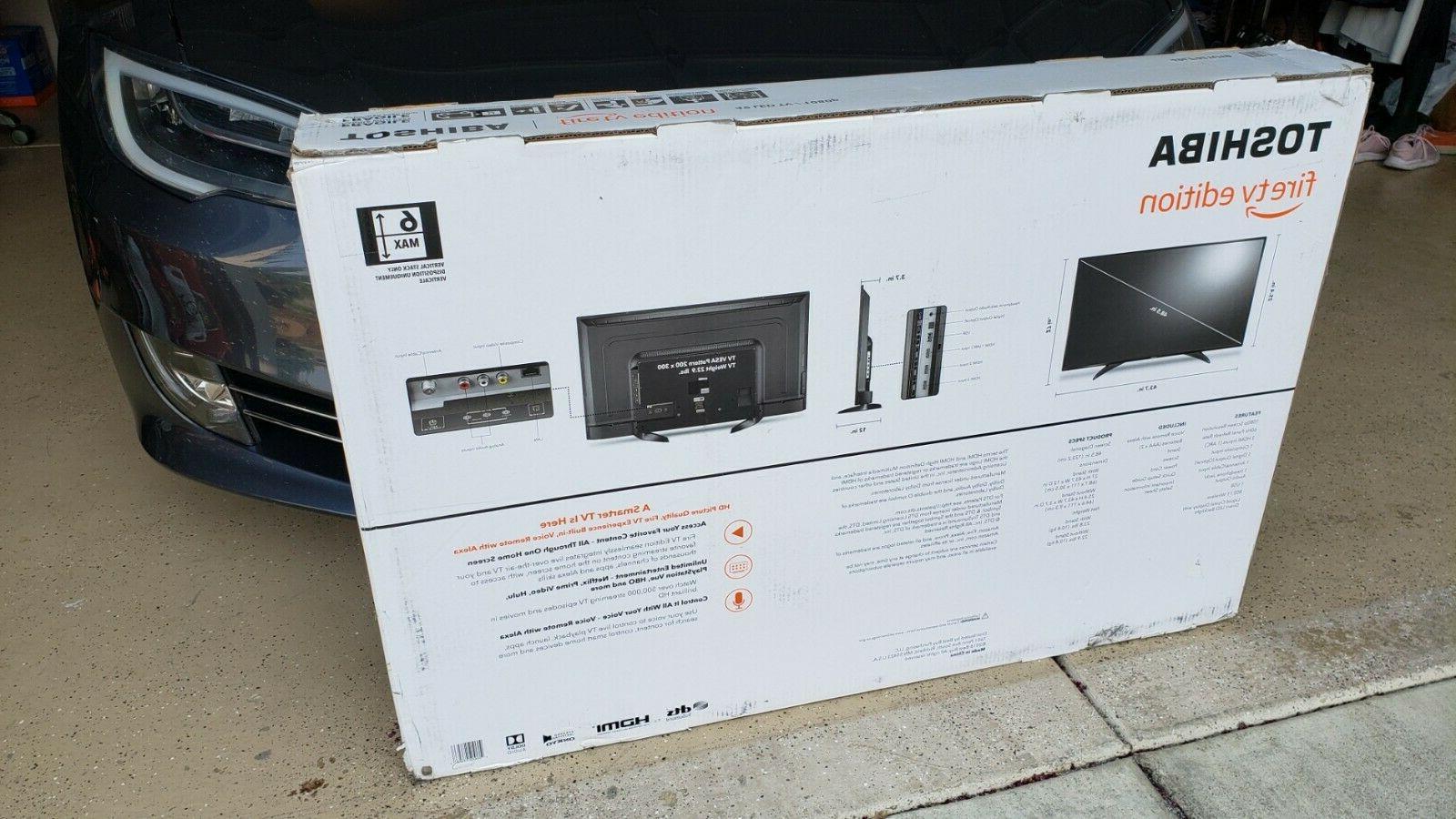 Toshiba 49LF421U19 49 Smart TV New Unopened