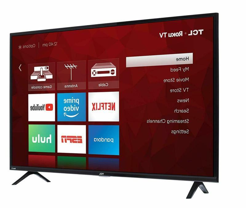 TCL 1080p Smart LED TV