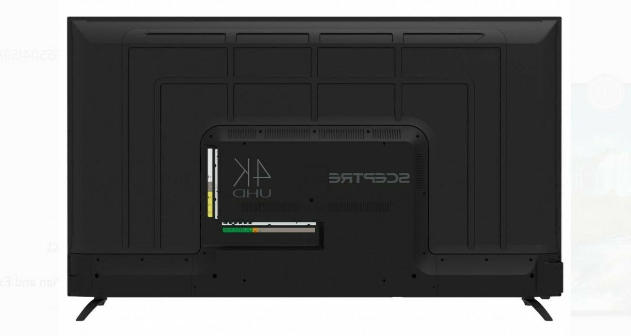 4K Class 65 HDR LED 60Hz HDMI USB UHD 65 Inch 2160P HDTV