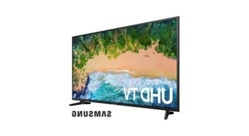 SAMSUNG Class 4K UHD TV UN50NU6900