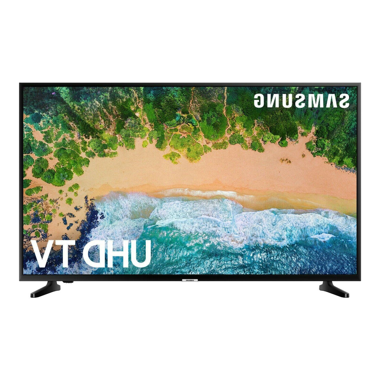 "SAMSUNG 50"" 4K UHD TV HDR New"