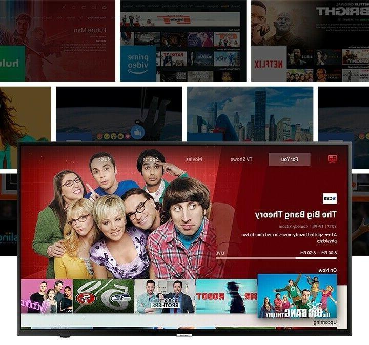 SAMSUNG UHD TV New