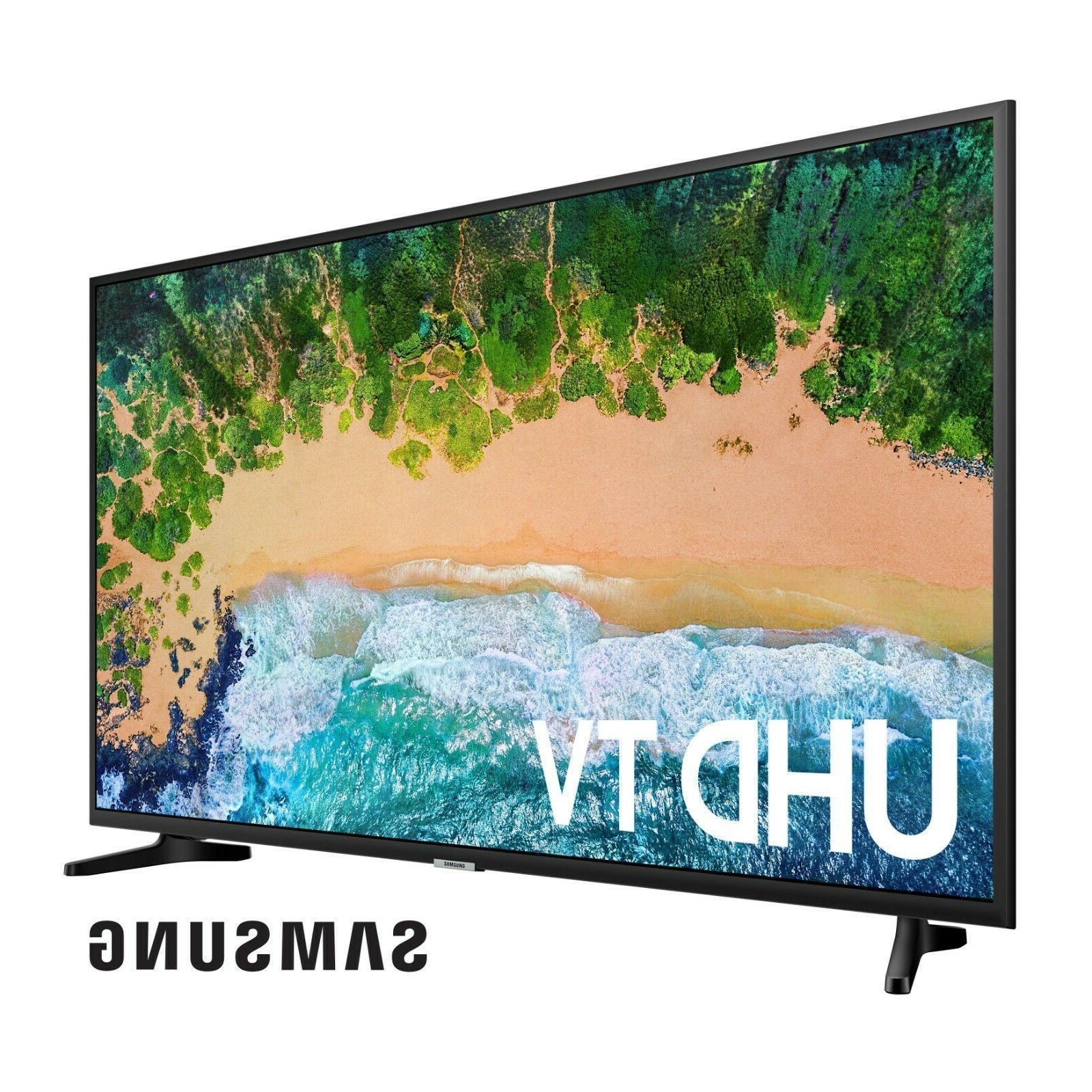 Samsung UN55NU6900FXZA 55 inch 2160p 4K UHD LED TV Smart Pho