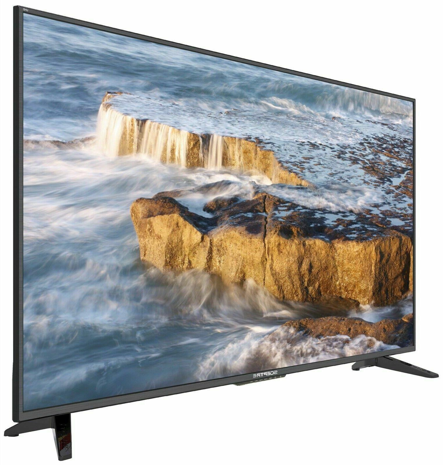Sceptre 4K UHD TV HDR