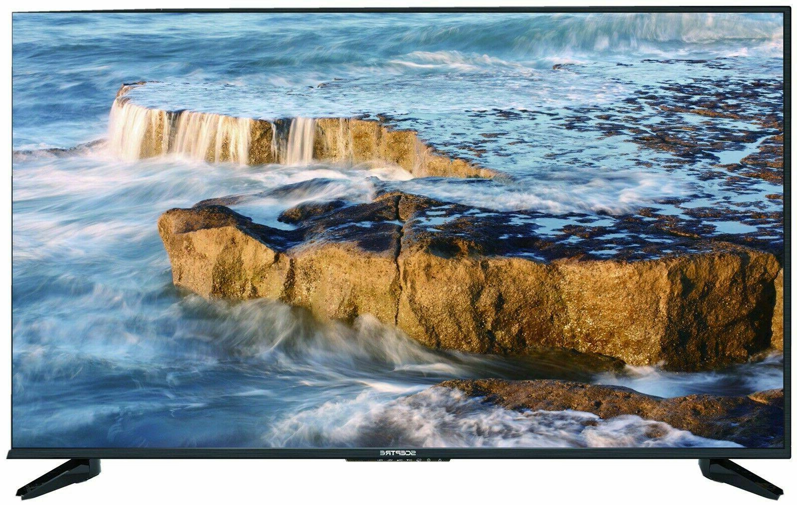 "Sceptre 50"" UHD LED TV U515CV-U"
