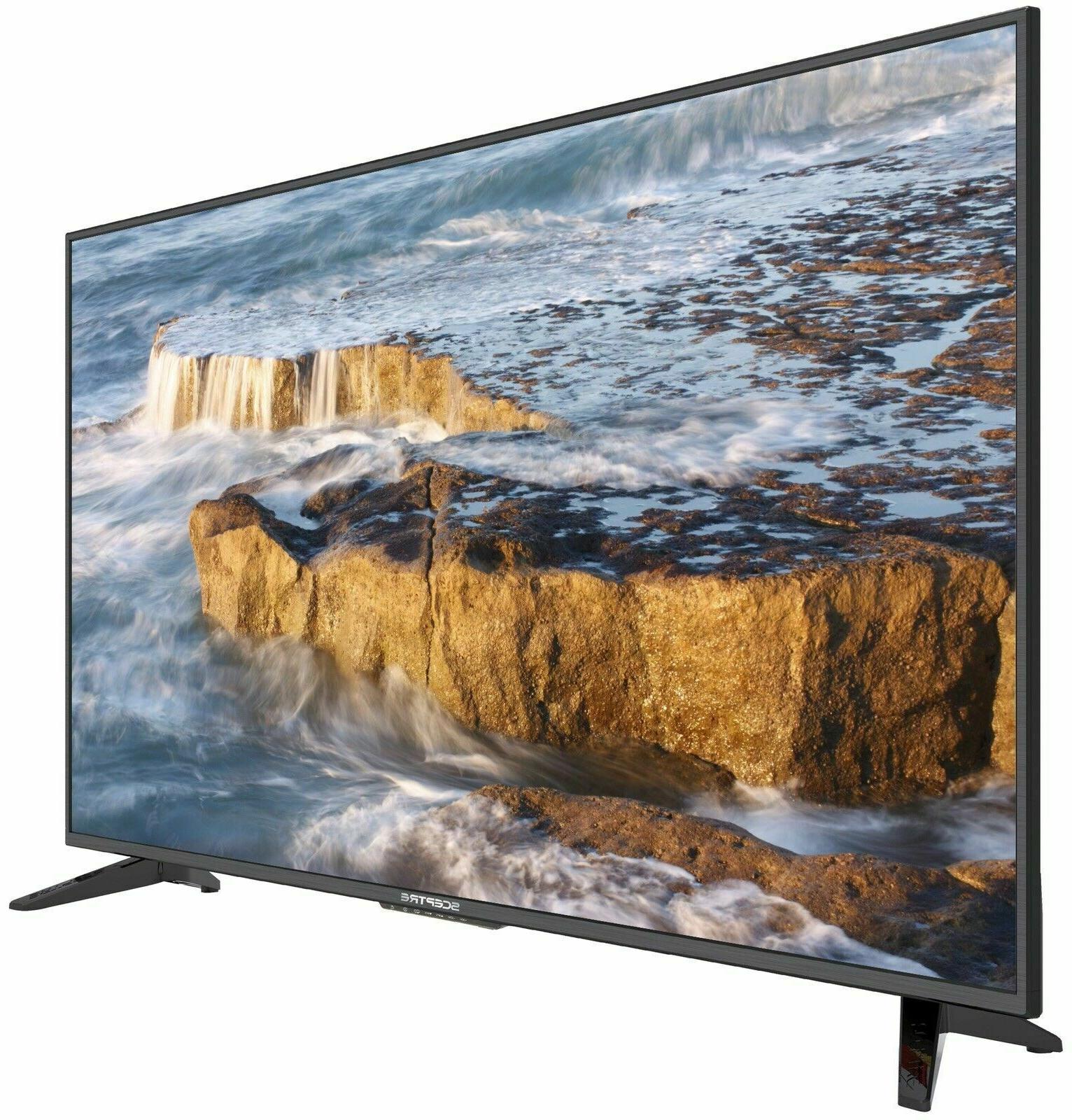 "Sceptre 50"" Class 4K UHD TV"