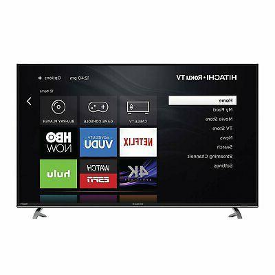 Hitachi UHD TV