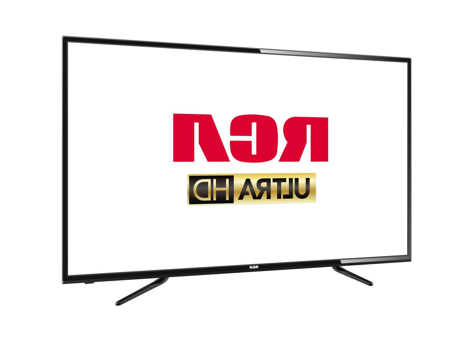 RCA Inch 4K LED TV w/ 4