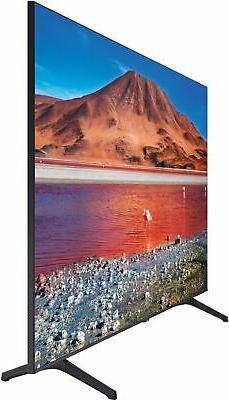 Samsung Series - 4K TV - Smart LED HDR