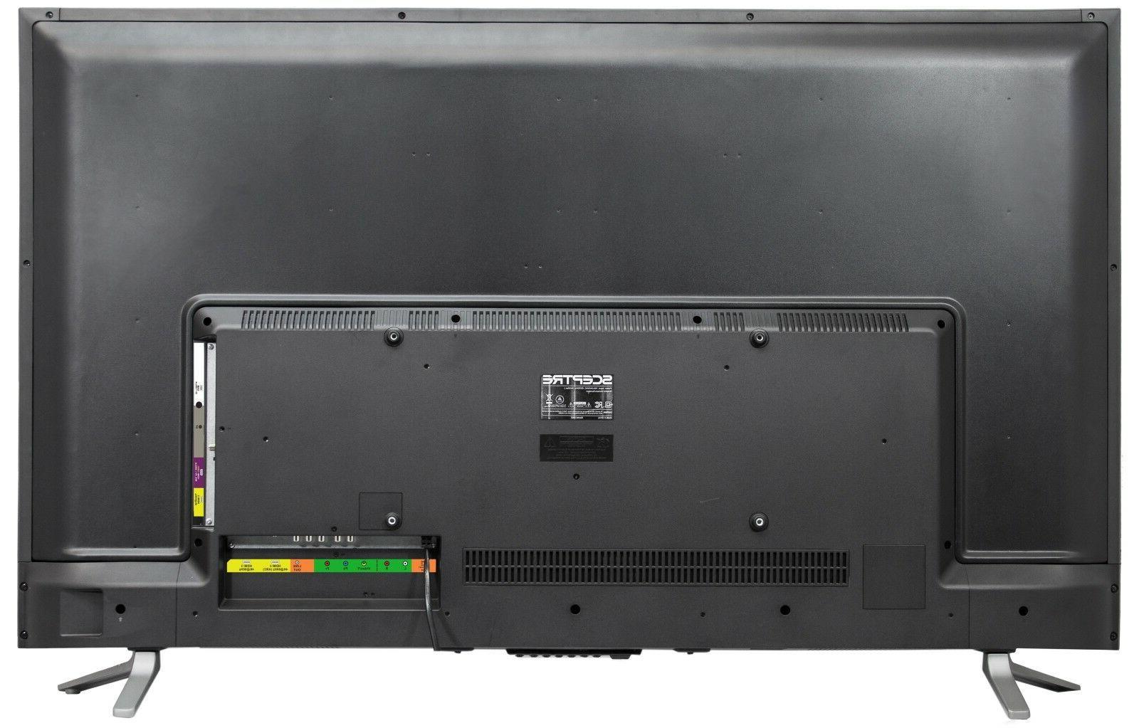 "55"" 4K LED TV Flat Screen"