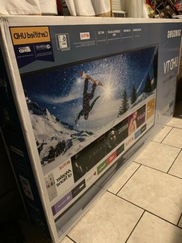 "SAMSUNG 55"" Ultra TV Brand New"